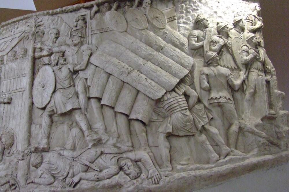 Figure 7 Roman