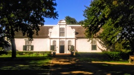Boschendal Homestead
