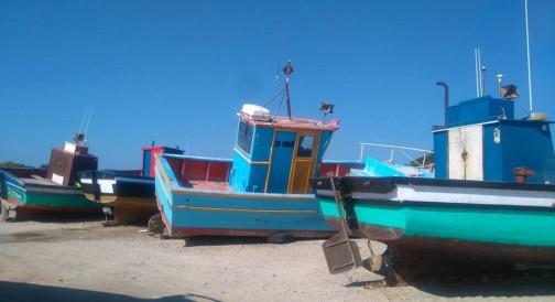 Cape Agulhas Boats