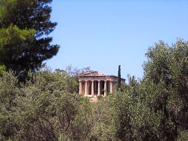Ephesteus Temple