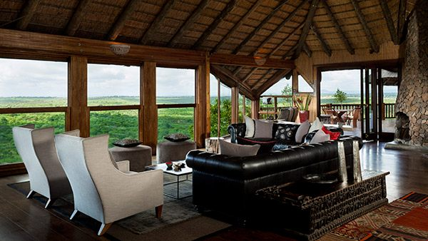 Ulusaba Rock Lounge