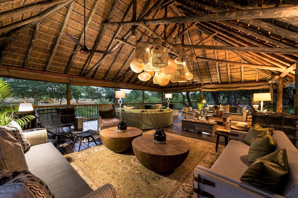 Bush Lodge Safari-Deck