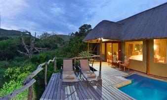 Bayethe Tented Lodge Exterior