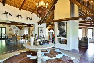 Shamwari Game Reserve Lobengula Lodge 2016